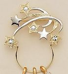 CHP244: Shooting Stars Charm Holder