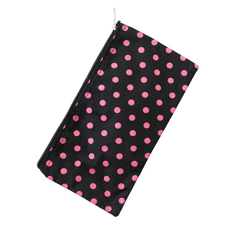 LL18PD: Poka Dot Money Bag