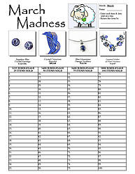 Mar18: March Madness Flyer