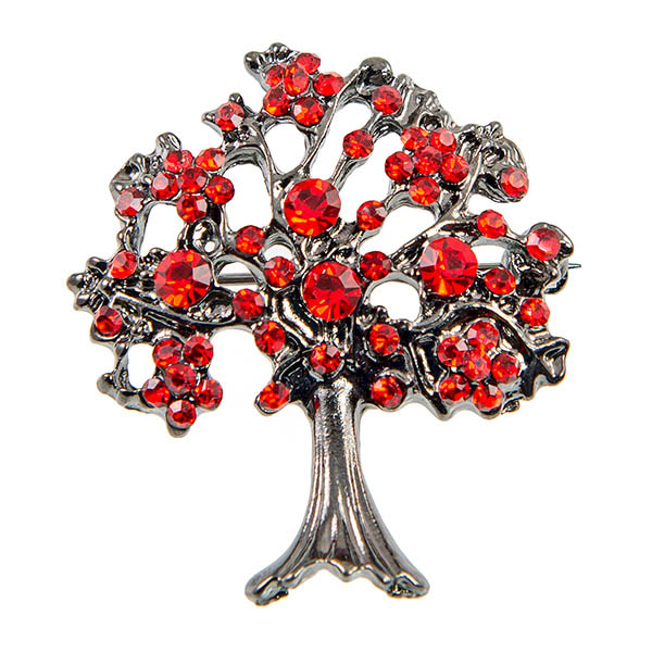 PA648: Crystal Red Tree Watch it Grow
