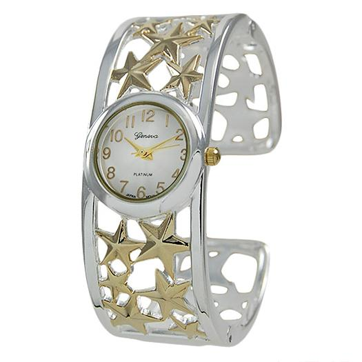 WA105: Star Cuff Watch