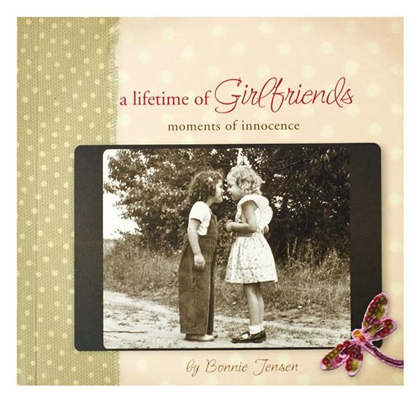 BK01A: 'Moments of Connection/Girlfriend Connection' Gift Books