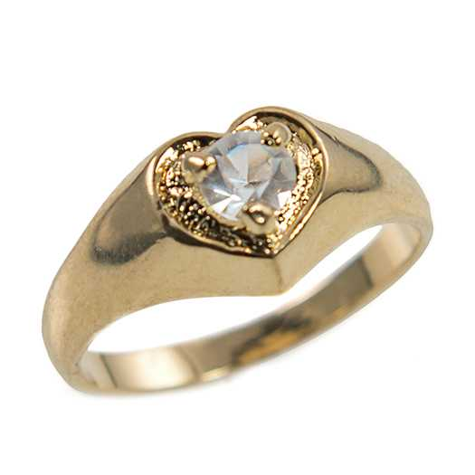 CL220: Heart Ring