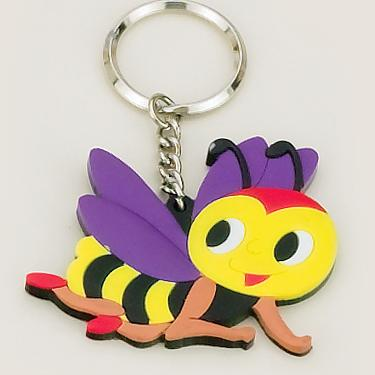 KE32: Bee Key Chain