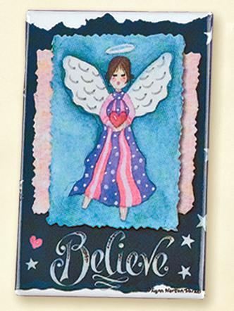 M07: Believe! Angel Mirror, Magnet, Bookmarks