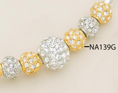 NA139G: Gold or Silver Fireball