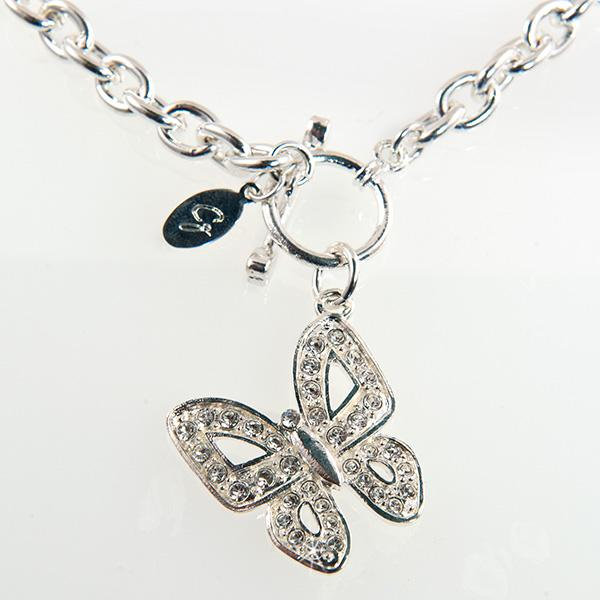 NA213: Butterfly Necklace