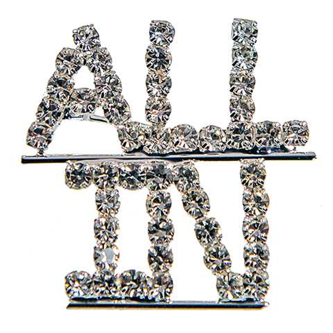NC175: All IN Crystal Pin
