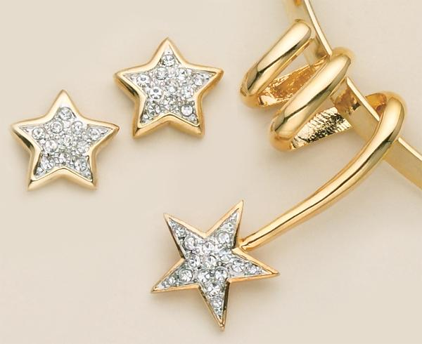 SN66: 2-Piece Cyrstal Star Set
