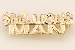 TA32: Million Dollar Man Pin
