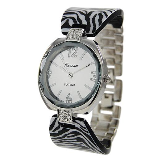 WA101: Zebra Bracelet Quartz Watch