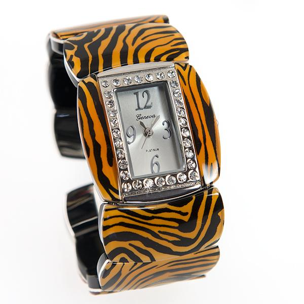 WA145: Tiger Cuff Watch