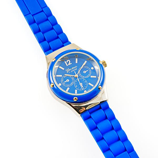 WA152: Royal Blue Contemporary Watch