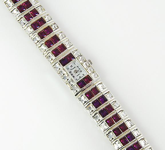 WA20A: The Billion Dollar Watch in Sapphire or Amethyst Crystal