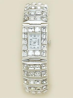 WA20S: The Billion Dollar Crystal Watch in Silver
