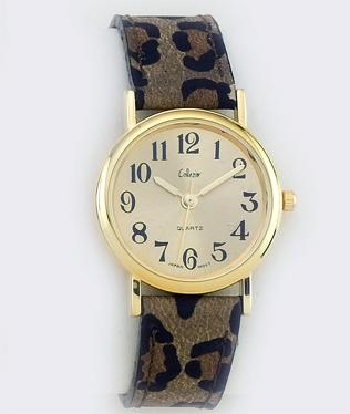 WA39: Leopard Watch