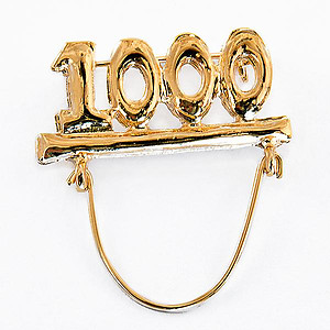CHP1000: One Thousand Dollar Charm Holder