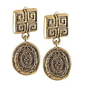 CL216: Native American Style Earrings