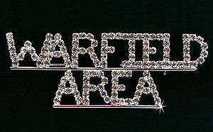 CW01: Cheryl Warfield Area Pin