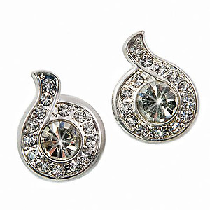 EA563: Elegant Crystal Earrings