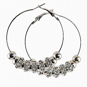 EA586: Pandora Circle of Excellence Earring