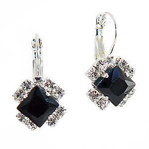 EA642: Crystal Earrings