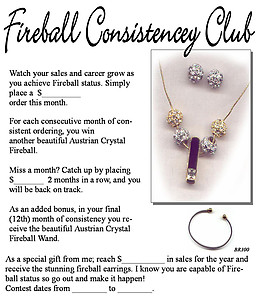 Fireball Club Promotion