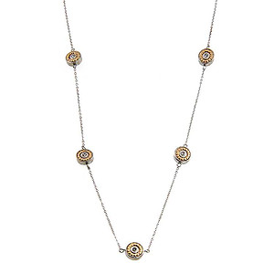 NA326: Yurmanesque Long Necklace