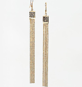 NC155: Elegant Chandelier Earrings