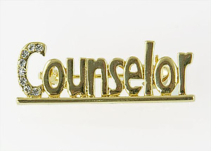 PA553: Counselor Pin