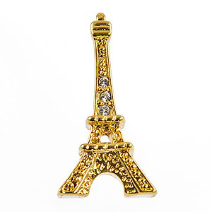 PA618: Eiffel Tower Lapel Tac