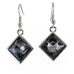 SN327: Geometic Austrian Crystal Set in Three Colors