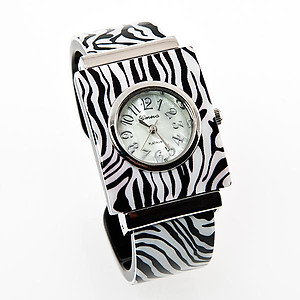 WA122: Zebra Watch