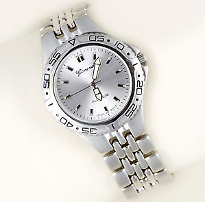 WA85: Silver Men's Watch