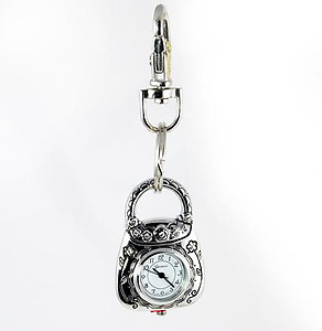 WA89: Brightonesque Pocket Watch in Silver or Pink