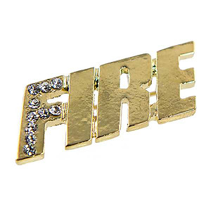 YL04: National Area FIRE pin