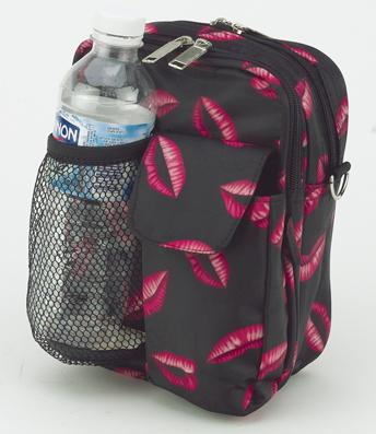 LL06: Lip Shoulder Travel Bag (Also in Black)