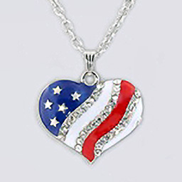 NA322R: Heart Necklace