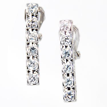 NC99: CZ Earrings