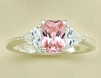 RA14JL: JLO Junior Pink Ice Ring
