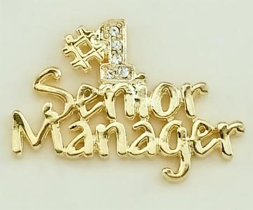 TA412: #1 Senior Manager Tac