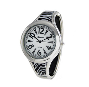 WA100:Zebra Quartz Watch
