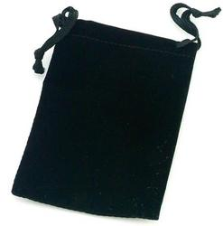BXP030: Black Sheer Gift Pouch (Dozen Count)