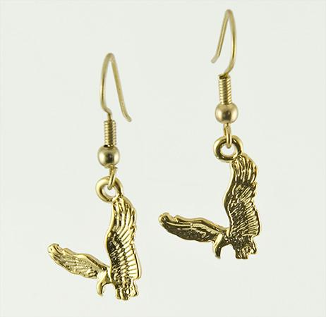 EA643: Eagle Earrings