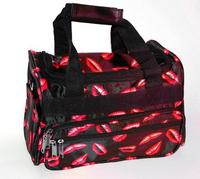 LL020: Lips Duffel Bag, 3 Sizes Available