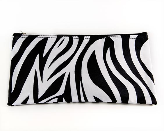 LL18Z: Zebra Money Bag (Various Colors Available)