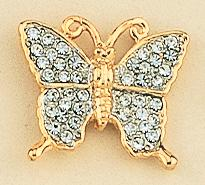 TA303: Crystal Butterfly Tacs