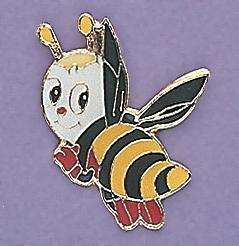 TA98: Cute Bee Tack